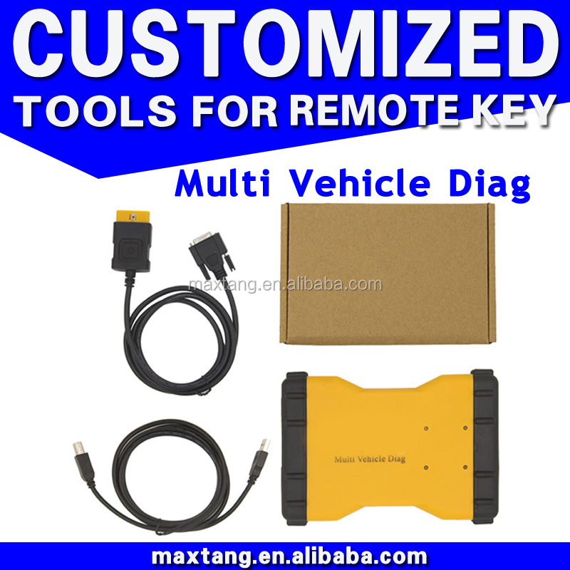 Car Diagnostic Tool Multi Vehicle Diag Auto Scanner With Bluetooth EM001