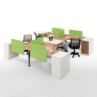 Modern space saving furniture,melamine cheap used office wall partitions,office workstation partition