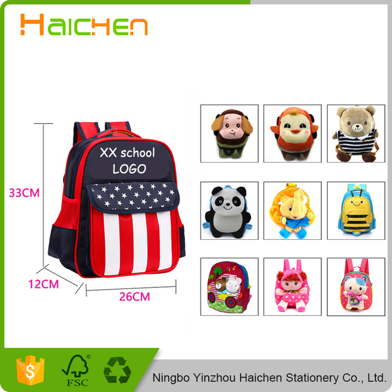 Customized Made Factory Supply Images Of School Bag And Backpack