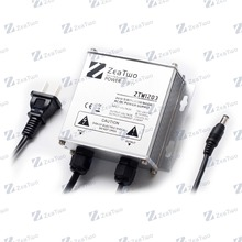 Ac Dc 12V Outdoor Power Adapter IP65