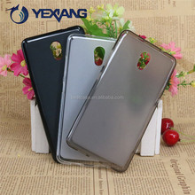 flexible soft tpu jelly case cover for Lenovo P2 gel Case pudding tpu Matte Protective case