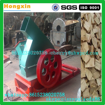 Diesel wood chipper/industrial wood chipper/mobile wood chipper machine