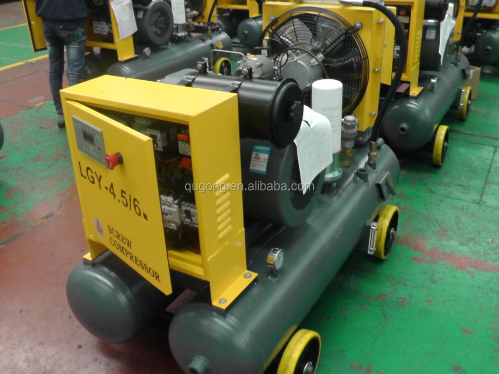 37kw lgy 6 5 7 motor driven kaishan air compressor for for Motor driven air compressor