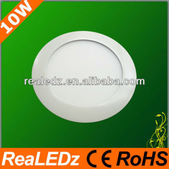 High quality 6inch 10w Smd3014 round led panel light