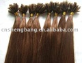 Human hair extensions best quality,full end,nail hair .u-tip hair