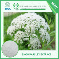 Factory Supply 100% Pure Hot Sex Women natural Snowparsley extract 10% Osthole