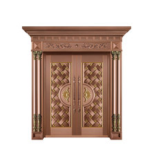 Provide stable customized copper door production. Two-way selection of quality and service