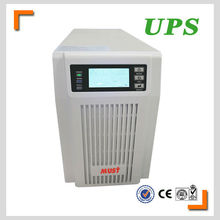 plastic case intelligent ISO certificate EH5000 series 1-3kva pure sine wave double conversion online ups