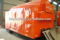 2014 new DZL horizontal coal fired fire tube small hot water boilers