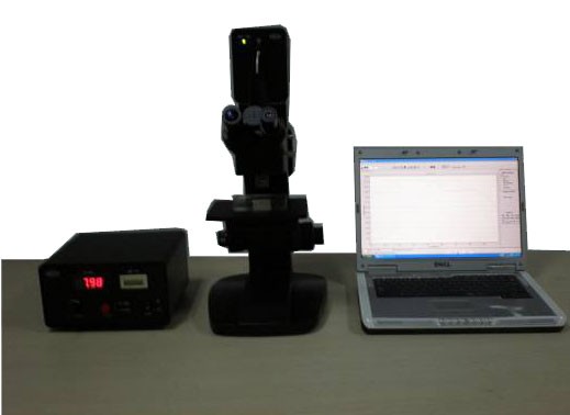 Optical Metrology - Reflectometer Measuring Instrument