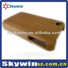 Combo Bamboo Real Natural Bamboo Wood Hard Case Cover For iPhone 4 4G 4GS 4S