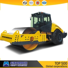 SINOMACH Road Construction Equipment 110KW Hydraulic vibratory roller GYS102