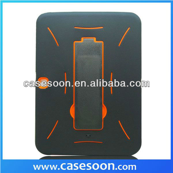Tab Case For Tab 3 10.1,Robot Case For Samsung Galaxy Tab 3 10.1 P5200 P5210 Case With Stand