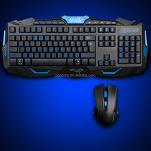 2 in1 keyboard and mouse wireless gaming keyboard mice