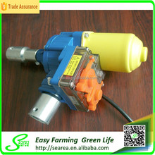 High quality greenhouse roll up motor for ventilation