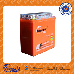 China good quality 12v 5ah Best price MF battery for all Motorcycle