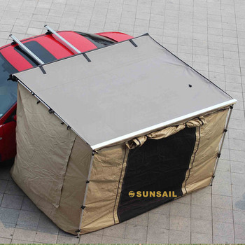 Camping tent for Car with Side Awning
