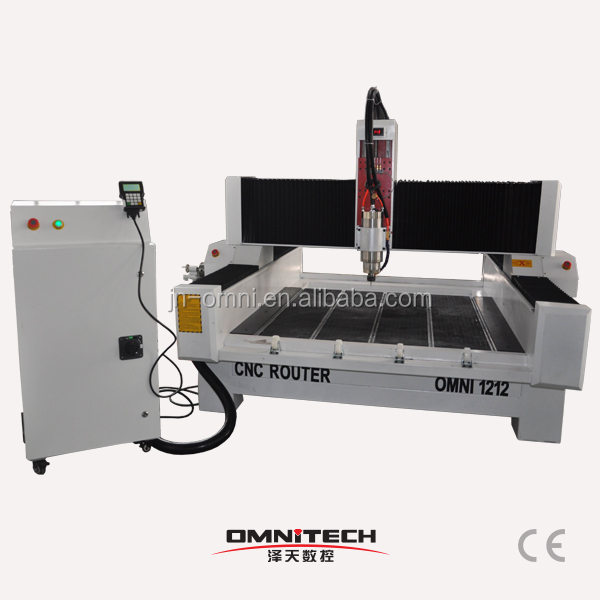 Jinan cnc sculpture machine for stone carving