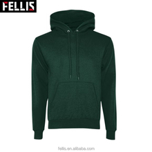 Wholesale High Quality Customise Plain Pullover Running Hoodie