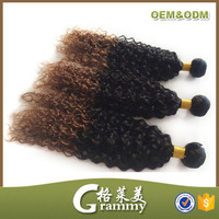 high quality african two colored synthetic hair for braiding