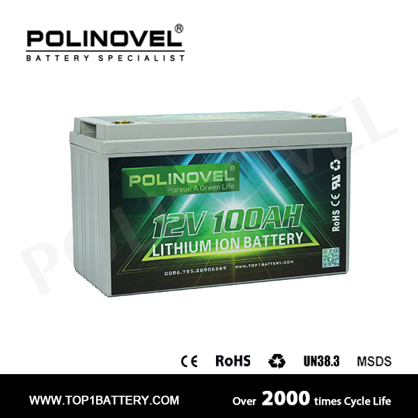 12V 100Ah Lifepo4 Lithium Battery Pack Lithium Battery 12v 100ah