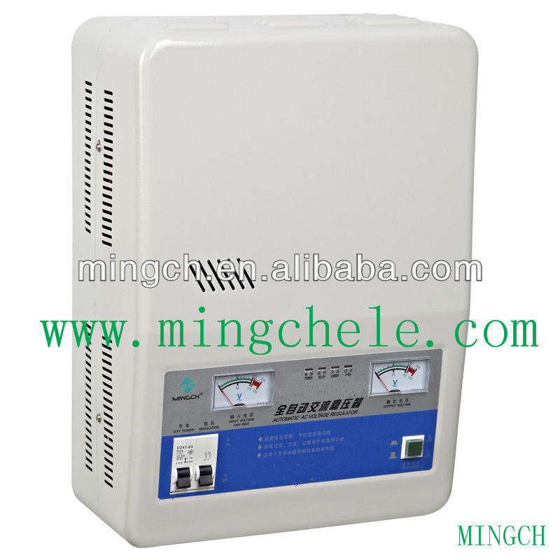 svc hunging full automatica ac voltage regulator variac transformer