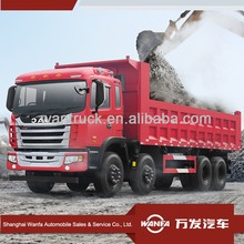 JAC 340HP 8X4 scania tipper