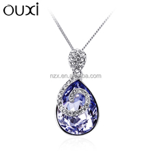 2014 925 sterling silver jewelry made with Crystal Y30111 only pendant