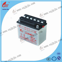 Chongqing Factories 12V 9Ah Motorcycle Battery Motorcycle Parts Batteries 12N9-4B