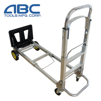 Top Quality Aluminum 97% Rubber 3% Hand Trolley