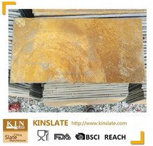 Rusty slate decorative paving stone for outdoor flooring 600 x 300 mm suitable for cars and snow