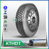 Performance Radial Truck tires 10.00R20 TBR Bus tyres With tube flap