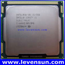 Intel CPU Core i5-750 Processor (8M Cache, 2.66 GHz,1156LGA)