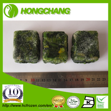 China high quality BQF Frozen spinach block