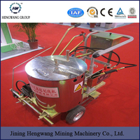 China Factory Good Price Road Painting Machine For Lines And Markings