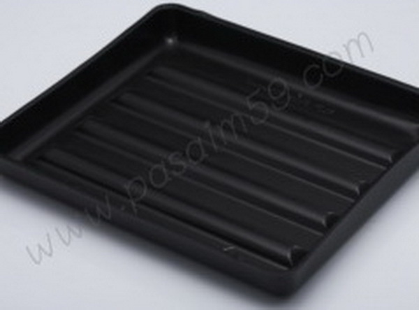 banana chocolate plastic trays ,PS, black, put candy, chocolate, cookies, more.or Custom Molded Plastics, Plastic Injection Mol