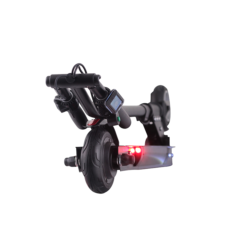 "High Quality 4.4Ah Battery Electronic Scooter Low Price E-Scooter With 5.5"" Non-Pneumatic Tyres"