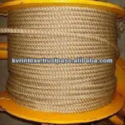 7mm natural jute rope