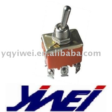 dpdt momentary toggle switch 6 pins 10 amp toggle switch