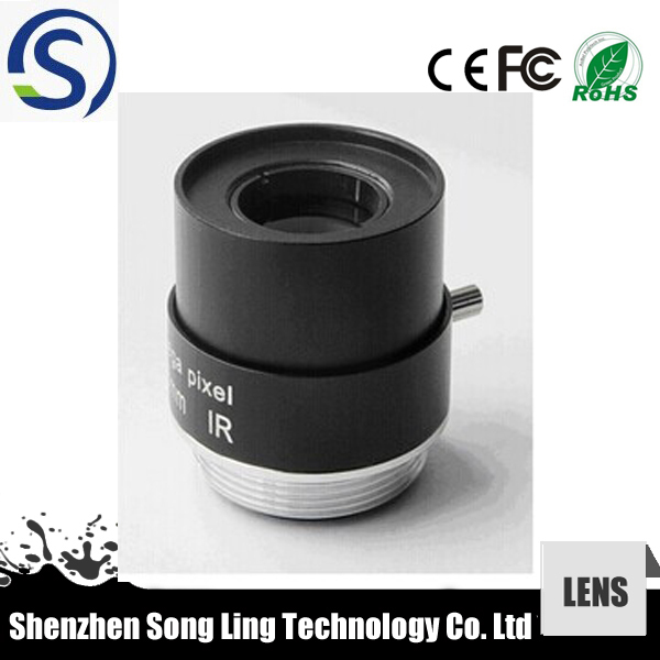 Made in china Security equipment 25mm focal length 3MP CS Mount cctv Lens