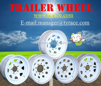 "boat trailer wheel rims 12""-16"""