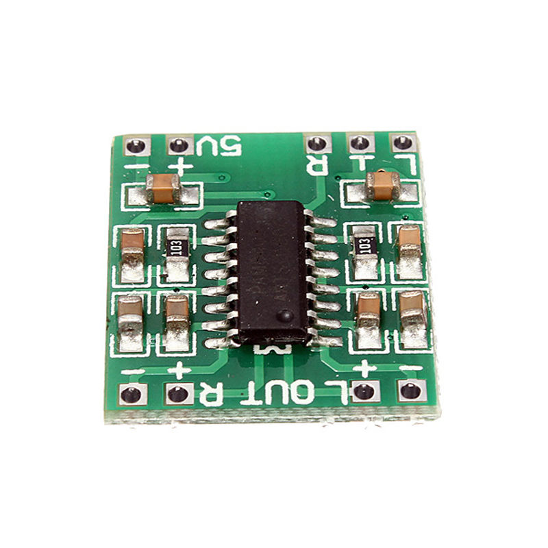 <strong>10</strong> pieces PAM8403 Super digital amplifier module 2 * 3W digital class <strong>D</strong> amplifier Efficient board 2.5V 5V USB power supply