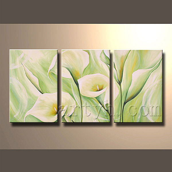 Newest Handmade Oil Painting With 3D Effect For Decor