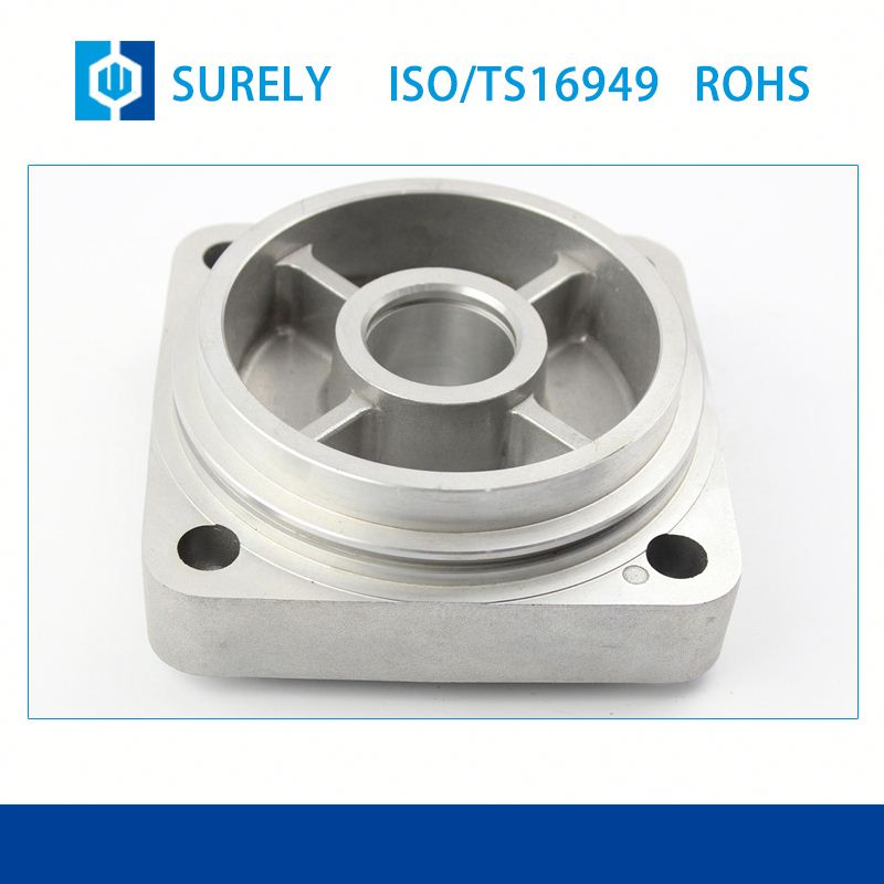 New Popular Excellent Dimension Stability Surely OEM Alloy Aluminum Die Casting Parts/Car Spare Part Casting