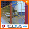 backyard metal fence/curved wire mesh fence(Factory direct sales)
