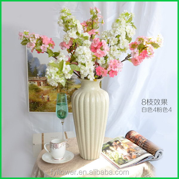 Good quality new products artificial cherry blossom branch