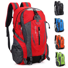 Waterproof Outdoor HikingTrekking Camping Travel Bags Pack Climbing Backpack knapsack
