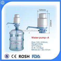 wide varieties manual drink water pump