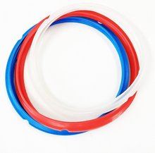 Pressure Pot Colored Silicone Sealing Ring