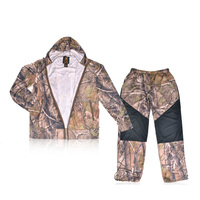Professional Realtree Camouflage Anti Mosquito repellent Hunting Suit Outdoor sunscreen Fishing Suits